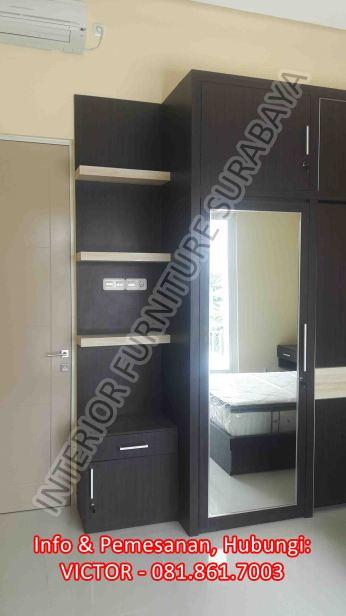 Design Interior Rumah Minimalis Type 38  furniture kitchen pantry surabaya 081 861 7003 furniture